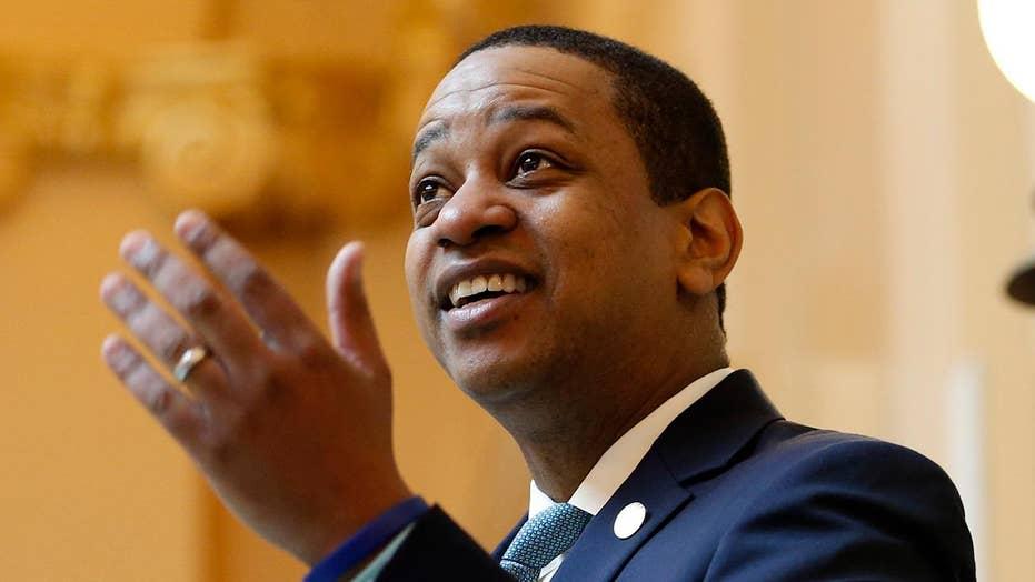 Virginia Legislative Black Caucus urges Lt. Gov. Justin Fairfax to step down