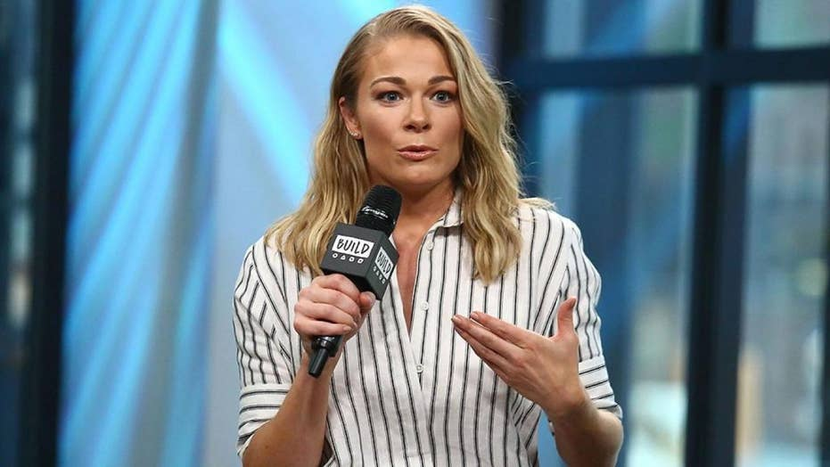LeAnn Rimes' dog dies after being mauled by coyote