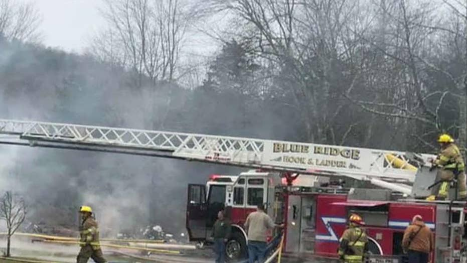 Firefighter shortage forcing Pennsylvania into public safety crisis