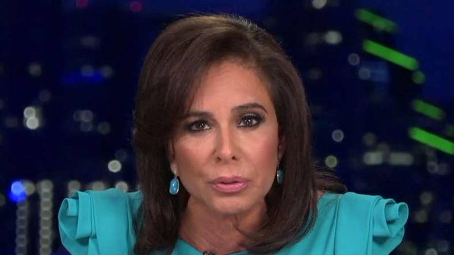 Judge Jeanine: The gap between the left and right has never been wider