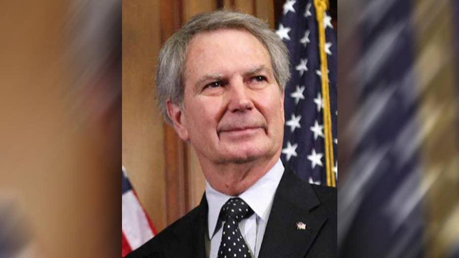 North Carolina Congressman Walter B. Jones dead at 76