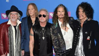 Aerosmith celebrates Valentine's Day with a special honor