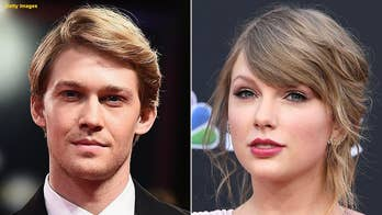 Taylor Swift skipped Grammys to support boyfriend Joe Alwyn at BAFTAs afterparty