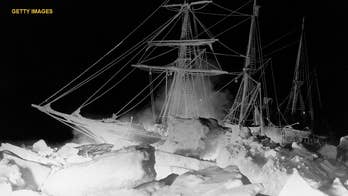 Antarctic team closes in on legendary Sir Ernest Shackleton shipwreck