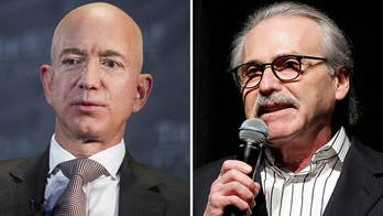 Brother of Jeff Bezos' girlfriend admits a 'deal' with National Enquirer
