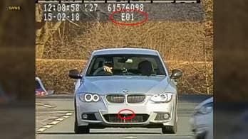 Driver jailed 3 months for using laser jammer