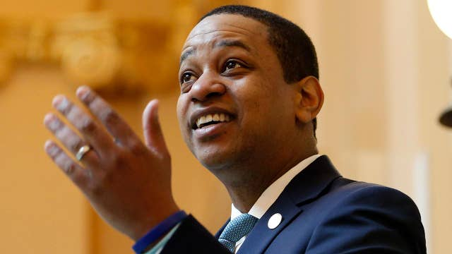 Democratic lawmaker backs down from impeachment bill against Virginia's lieutenant governor