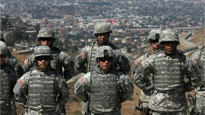 California governor to reduce National Guard presence at border