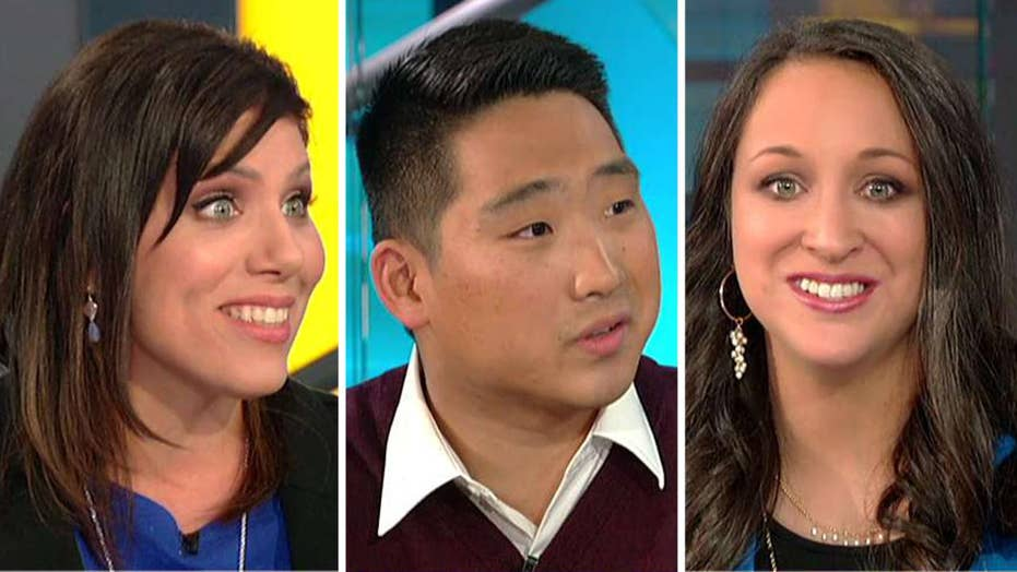 Abortion survivors share their stories, react to late-term abortion push
