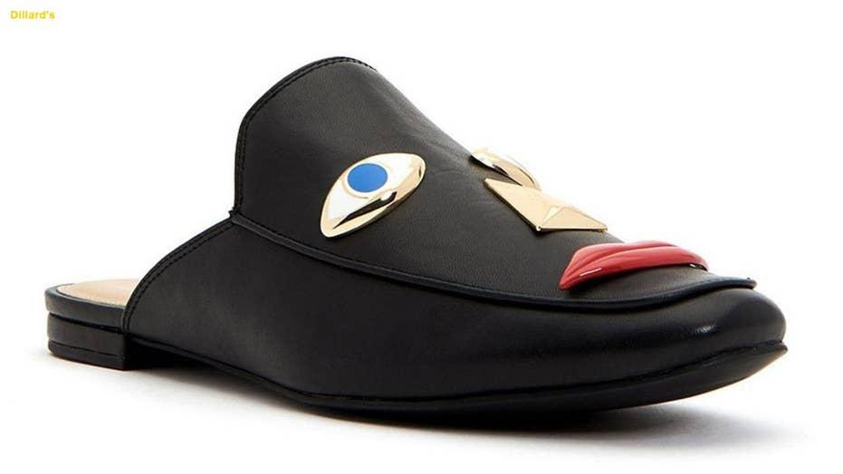 fashion brand pulling shoes
