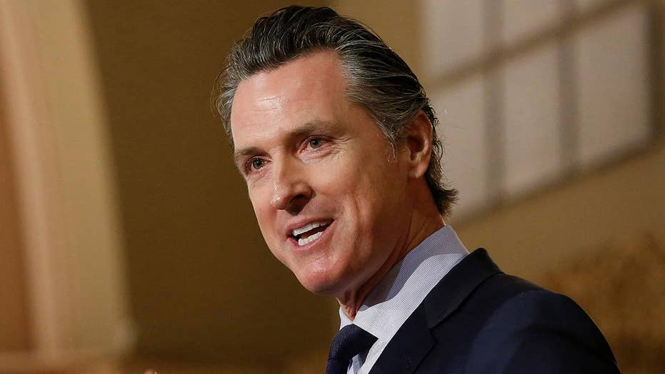 California Gov. Newsom withdraws hundreds of National Guard infantry from border, changes mission
