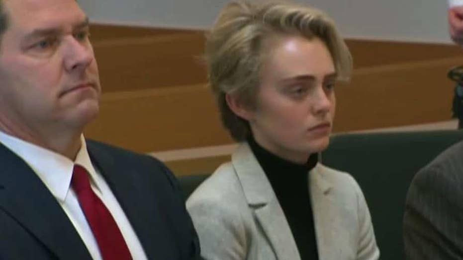 Michelle Carter taken into custody to begin her jail sentence for manslaughter