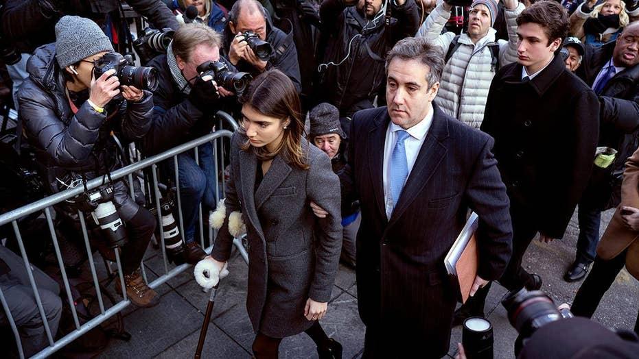 Senate accepts Michael Cohen's request to delay testimony