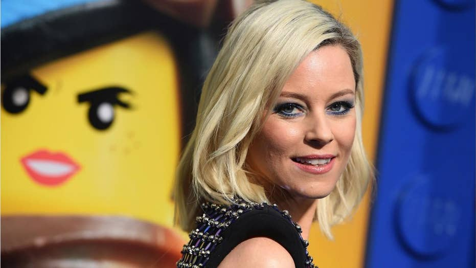 Elizabeth Banks claims she was once told by a Hollywood agent to 'get a boob job'