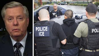 Graham: Capping number of ICE detainees is crazy and dangerous
