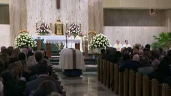 Mourners in Dearborn, Michigan pay respects to Rep. John Dingell
