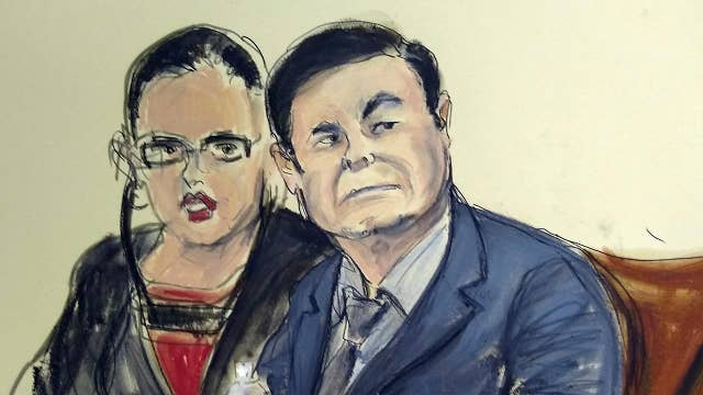 'El Chapo' found guilty on all counts, receives mandatory life sentence thumbnail