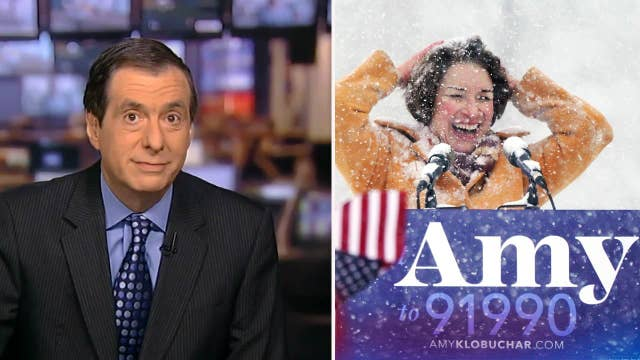 Howard Kurtz: Why the press needs 'characters' in a packed Democratic field