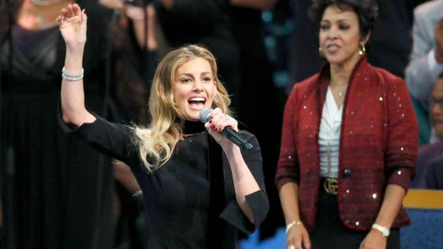 Faith Hill's father passes away at age 88