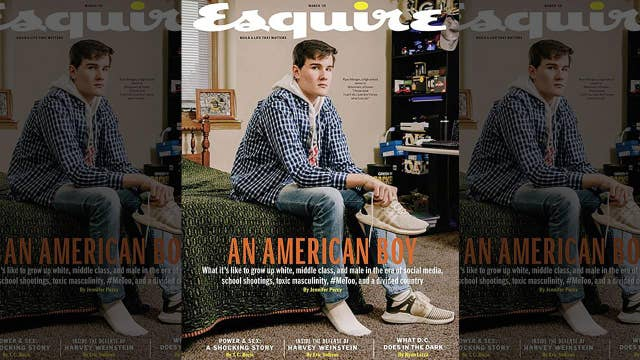 Esquire sparks debate with profile of white teen from Middle America