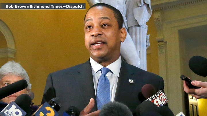 Four staffers in Virginia Lt. Gov. Fairfax's office quit amid allegations
