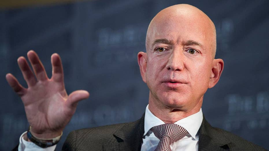 Bezos' personal privacy concerns raise questions about privacy of Amazon's customers