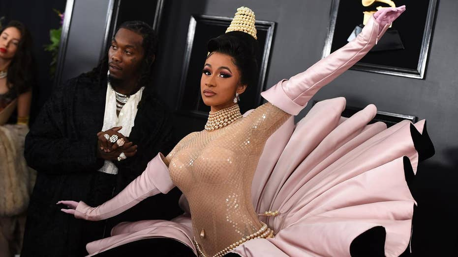 Cardi B goes on expletive-filled rant about Grammy-win haters: Deletes Instagram
