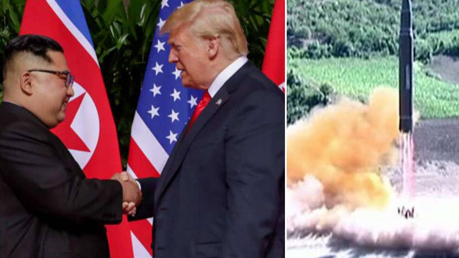 Study finds North Korea continued to produce bomb fuel amid denuclearization talks with US
