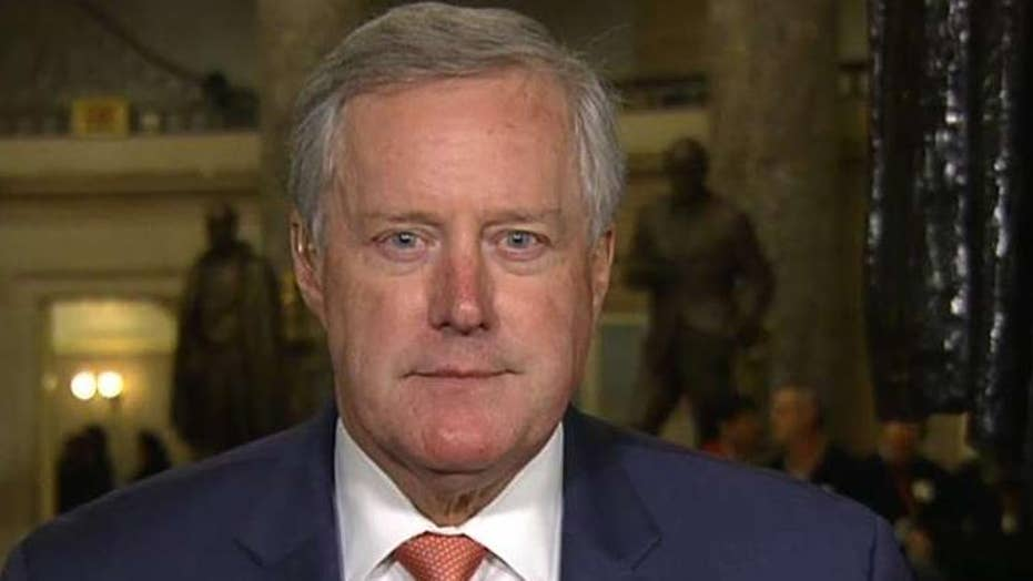 Meadows: I expect the president to sign the tentative border deal