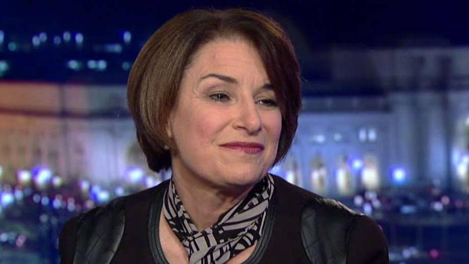 Klobuchar: We need to stop governing from chaos