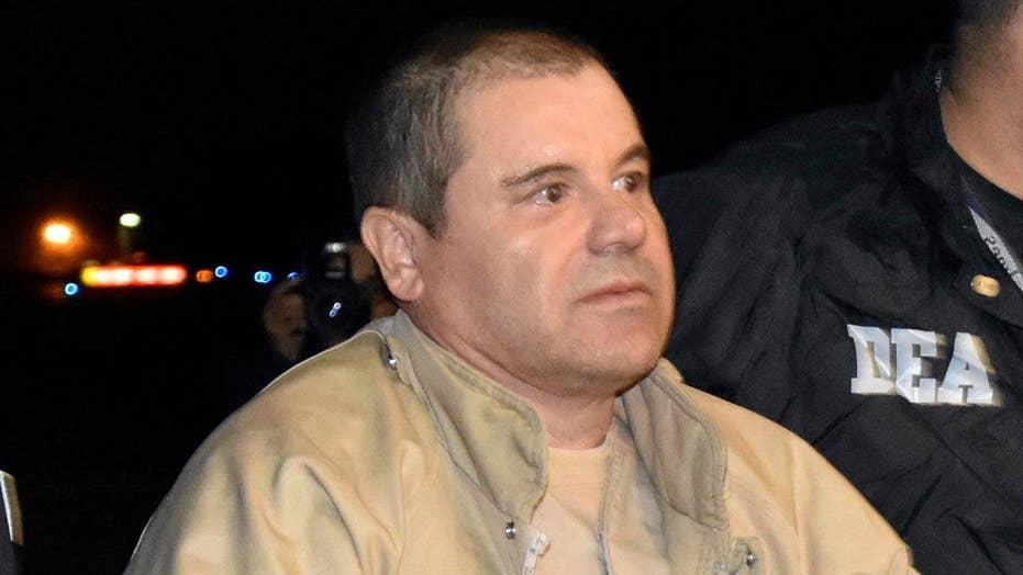 Joaquin 'El Chapo' Guzman found guilty on all counts
