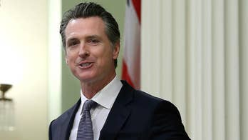 California's Gavin Newsom throws Green New Deal train network under the bus