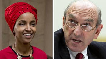 Rep. Ilhan Omar questions the credibility of the Trump administration's Venezuela envoy
