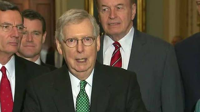 Are Democrats behind the Green New Deal? Mitch McConnell says the Senate will vote on the proposal