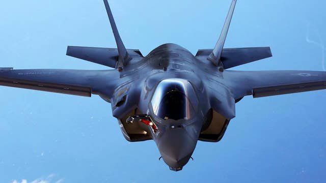 Where stealth begins: Inside the F-35 factory