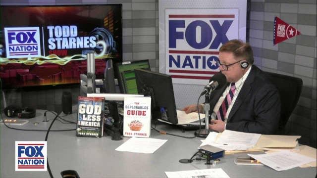 Todd Starnes and Rep. Doug Collins