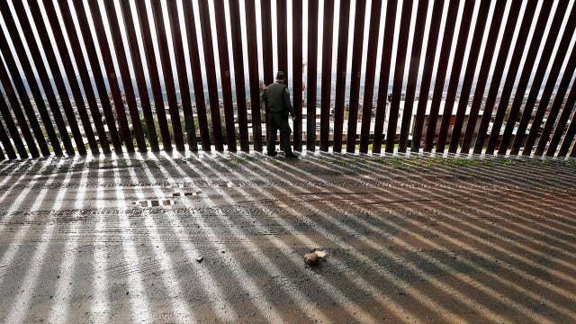 Exclusive look at how migrant caravan has overwhelmed US agents