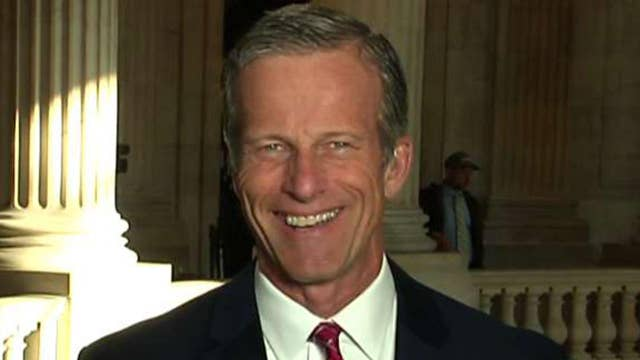 Thune: Green New Deal is bad for American workers, families who will get stuck paying the bill