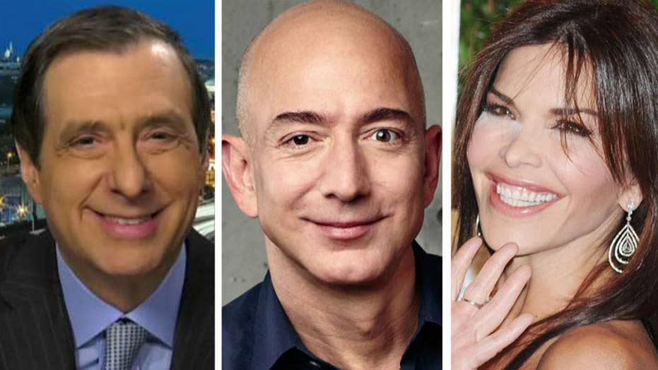 Kurtz: Bezos' girlfriend shared texts, photos with friends before tabloid leak