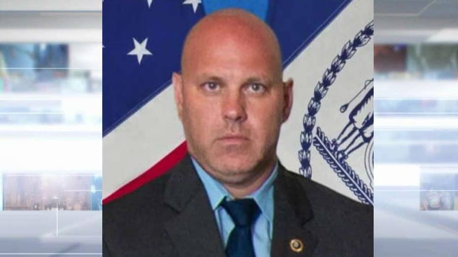 NYPD detective killed in line of duty by friendly fire