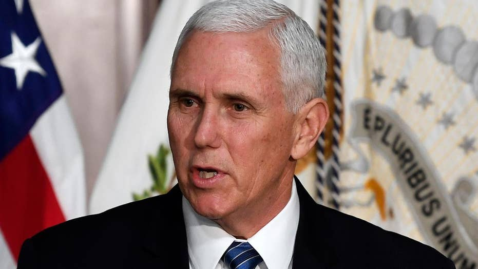 Vice President Pence attends Warsaw meeting on Iran
