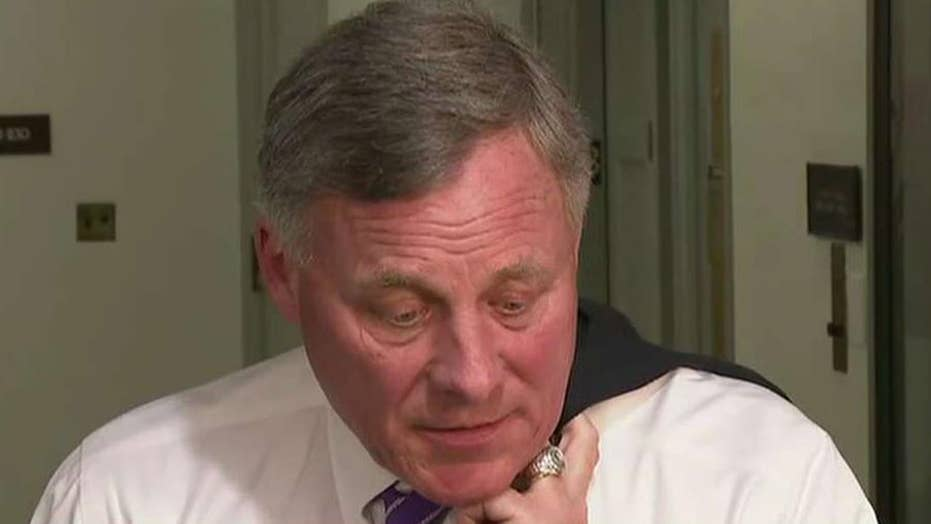 Senate Intel Committee chairman: No direct evidence of conspiracy between Trump campaign and Russia