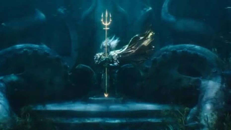 'Aquaman' sequel in the works; Oscars to streamline telecast