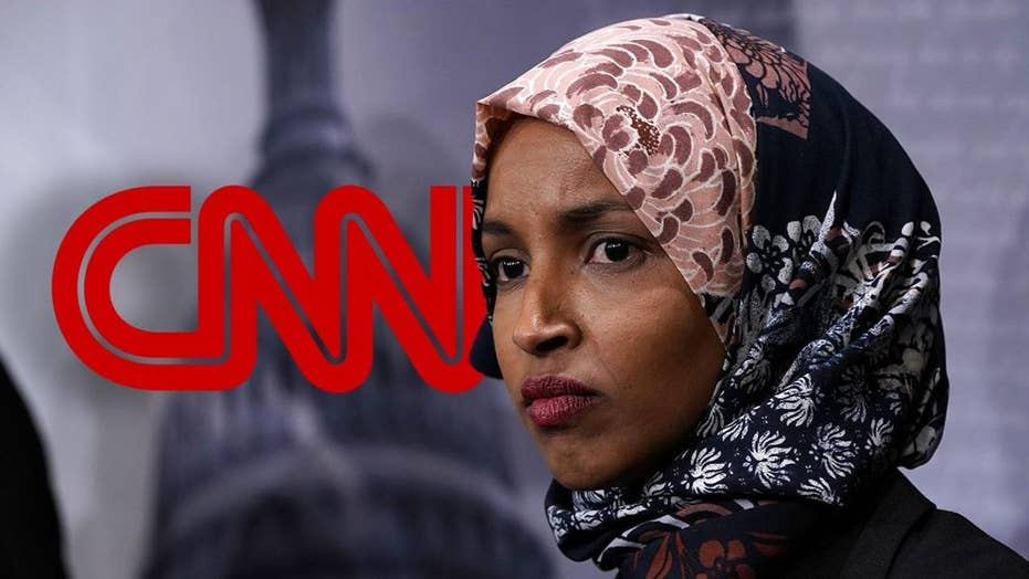 CNN uses Ilhan Omar's anti-Semitism controversy to attack Trump