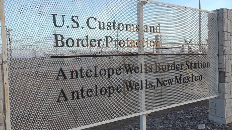 Migrants overwhelm New Mexico border post with thousands of illegal crossings