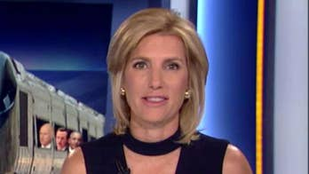 Laura Ingraham: California's high speed rail was a joke from the start – That's the liberal train to nowhere