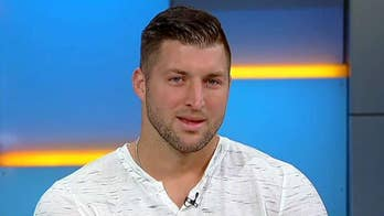 Tim Tebow and his brother are executive producers of the new film 'Run the Race'