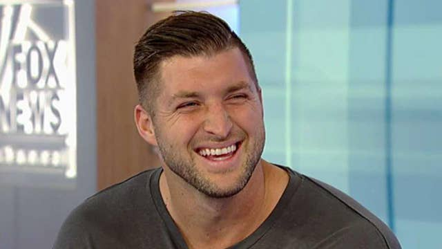 Tim Tebow adds movie producer to his list of talents with 'Run the Race'