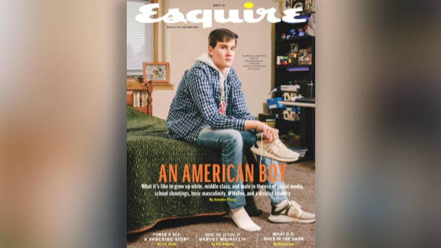 Esquire's 'American boy' cover story causes controversy