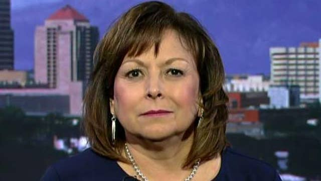 Former New Mexico governor urges President Trump to consider all options to secure the border thumbnail